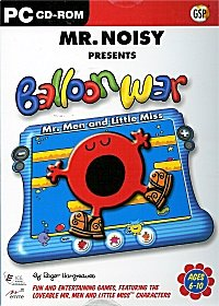 Mr. Noisy Presents Balloon War -