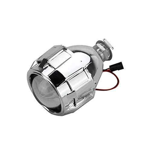QingTanger 2.5 inch Xenon Bi-xenon HID Clear Projector Lens Shroud Headlight H1 H4 H7
