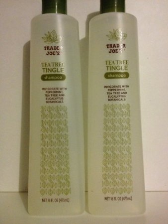 trader joes tea tree tingle body wash pack of 2 beauty. Black Bedroom Furniture Sets. Home Design Ideas