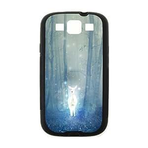 Custom Unique Design Harry Potter Samsung Galaxy S3 Silicone Case Kimberly Kurzendoerfer