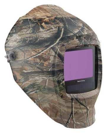 Auto Darkening Welding Helmet, Camouflage by Miller Electric (Image #1)