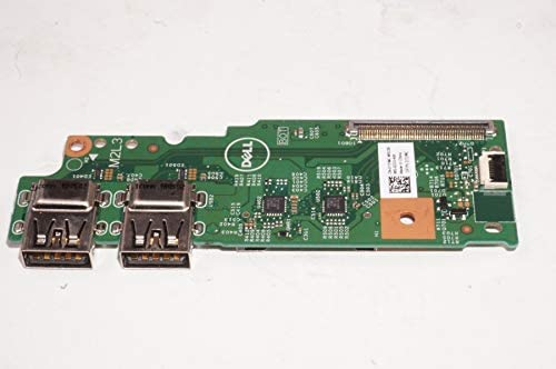 FMB-I Compatible with E325164 Replacement for Dell USB Board I7586-7205BLK-PUS