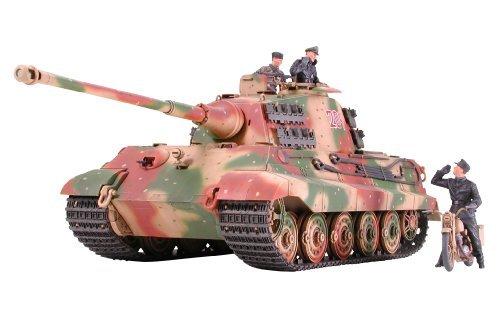 Heavy Tank Turret (Tamiya 1/35 Military Miniature Series No.252 German Army Heavy Tank King Tiger Henschel Turret Ardennes Front plastic model 35252)