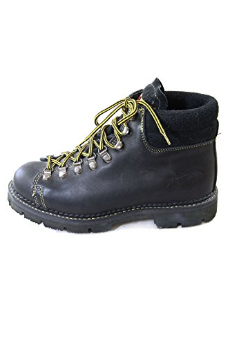 Vintage Hiker Black Welt Goodyear with Leather Boots Energie Black dtwPqd