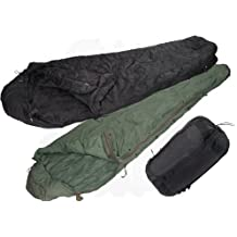 2 Piece Military Sleeping Bag System with Stuff Sack