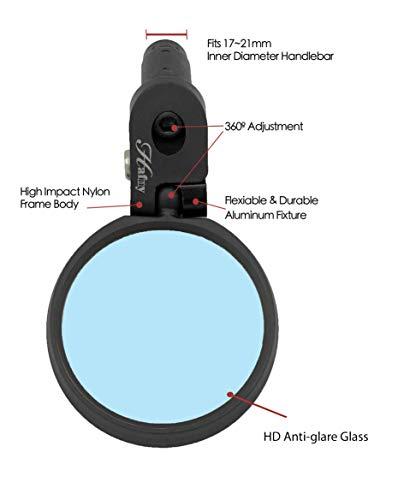 Buy bicycle handlebar mirror