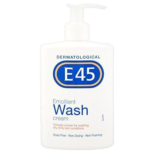 E45 Wash Cream 250ml by EE (E45 Bath)