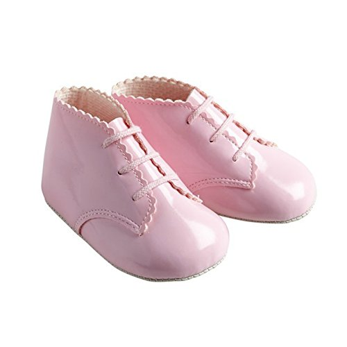 Earlydays Baypods - Zapatos primeros pasos para niña Rosa - rosa (Pink Patent)