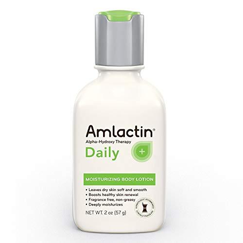 AmLactin Alpha-Hydroxy Therapy Moisturizing Body Lotion, Fra