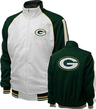 G-III Sports NFL Verde Bay Packers Equipo de Blanco y Color para ...
