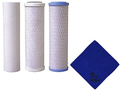 Krystal Pure Replacement Filters KR10 Reverse Osmosis System