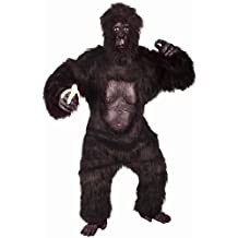 Forum Furry Friends Deluxe Gorilla Suit with Molded Chest Costume