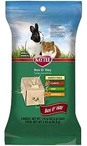 Kaytee Box O' Hay Carrot Mint