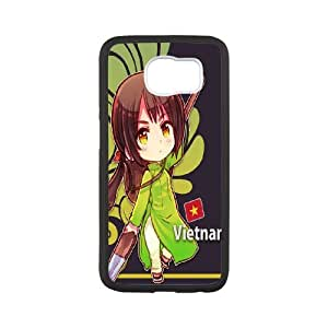 Generic Case Hetalia For Samsung Galaxy S6 Q2A2216239