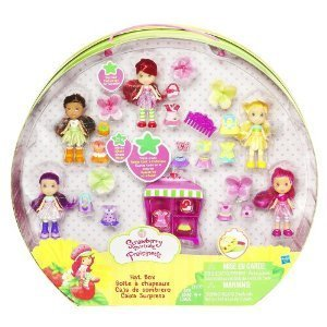 (Strawberry Shortcake Ssc Hat Box)
