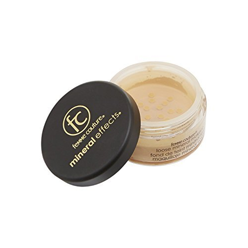 Femme Couture Mineral Effects Loose Mineral Makeup Neutral