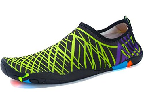 Shoes Zalock Women's Water Water Zalock Women's Green Green Shoes EqxdwEZ