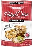 Snack Factory Pretzel Crisp Everything