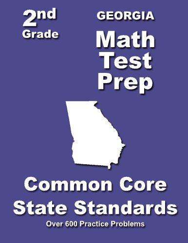 Georiga 2nd Grade Math Test Prep: Common Core State Standards