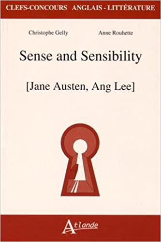 Livres gratuits Jane Austen, Ang Lee - SENSE AND SENSIBILITY pdf, epub ebook