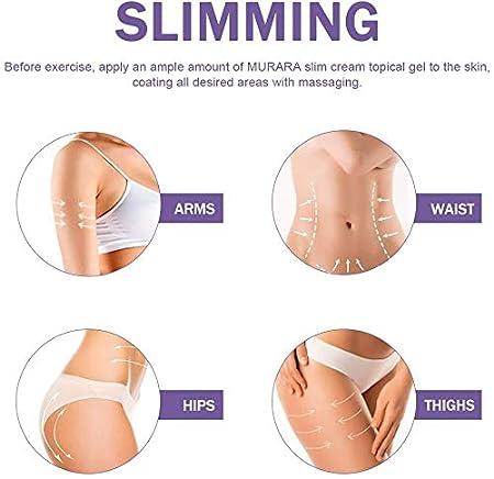 Körperschlankheitscreme