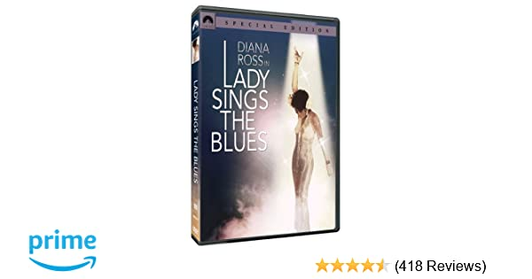 Amazon com: Lady Sings the Blues: Diana Ross, Billy Dee