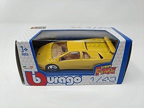 Bburago Modellino Auto Scala 1 43 Street Fire Lamborghini