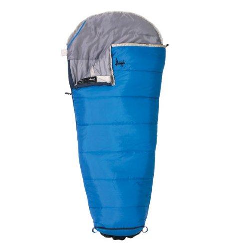 Slumberjack Go-N-Grow Boys 30 Degree Synthetic Sleeping Bag, Outdoor Stuffs