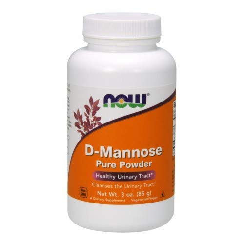 D-Mannose Powder 3 Ounces Pack of 2