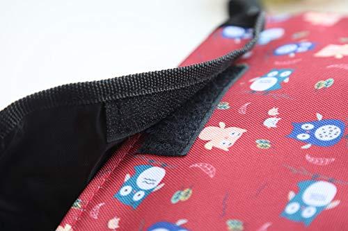 OMAS Kinderwagen Organizer Kinderwagentasche Baby Buggy Universal Baby Trolley Aufbewahrungstasche Kinderwagen Organizer Buggy Neu Bild-B/är