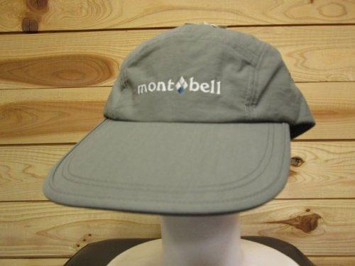 モンベル(mont‐bell) フィッシングキャップ