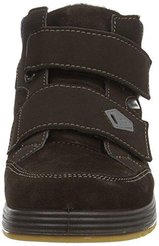 Ricosta Beyon - zapatillas deportivas altas de piel niños marrón - Braun (cafe 286)