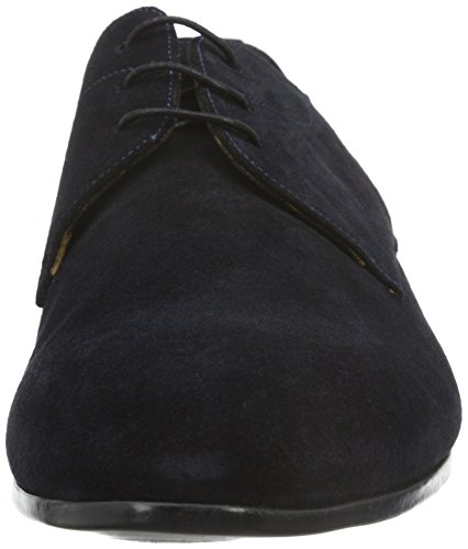 Joop! Kleitos Derby Lace Suede - Zapatos Derby Hombre Azul