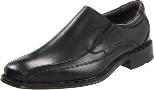 Dockers Men's Franchise Slip-On,Black,10.5 M US Franchise