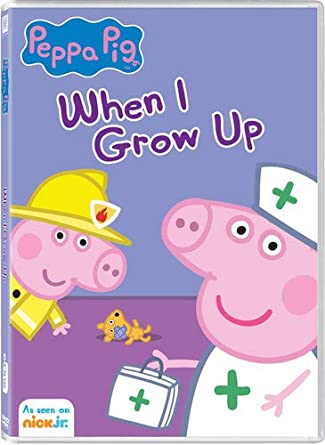 Peppa Pig: When I Grow Up by Amazon