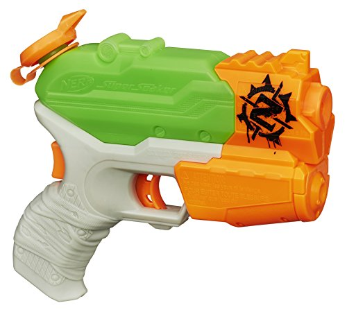 SuperSoaker Nerf Zombie Strike Extinguisher Blaster Water Soaking Guns (Super Water Gun)