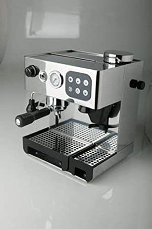 la Pavoni Domus Bar Dosata DED, Acero inoxidable, 1000 W, 230-240 V, 50Hz; 120 V, 60 Hz, 230 - Máquina de café: Amazon.es: Hogar