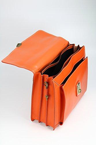 Belli - Borsa a mano Donna Arancione