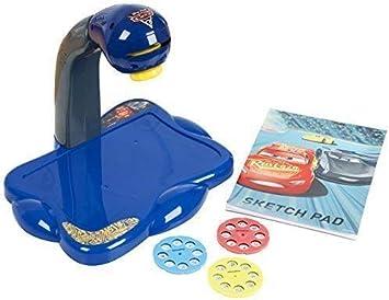 Disney Cars 3 Trazar De Dibujar Proyector infantil Sorteo color ...