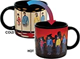 Unemployed Philosophers Guild Star Trek Transporter Heat Changing Mug