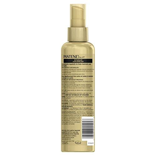 080878044948 - Pantene Pro-V Medium-Thick Hair Solutions Silkening Detangler 8.50 oz (Pack of 3) carousel main 1