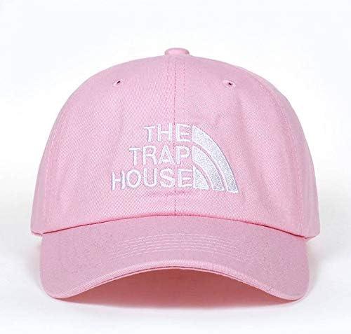 JKYJYJ Nuevo The Trap House Gorra De Béisbol Moda Rap Hip Hop Dad ...