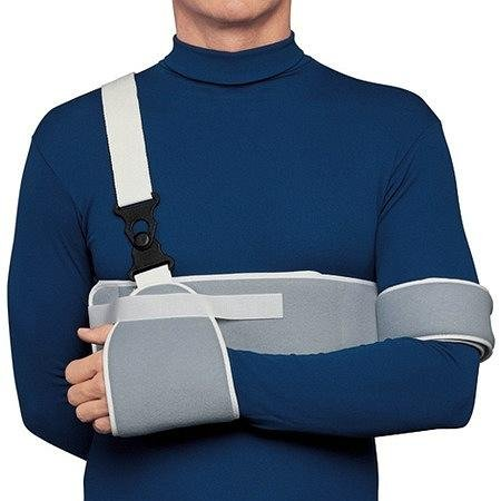 OTC Professional Orthopaedic Sling and Swathe Shoulder Immobilizer Gray - 2PC by OTC