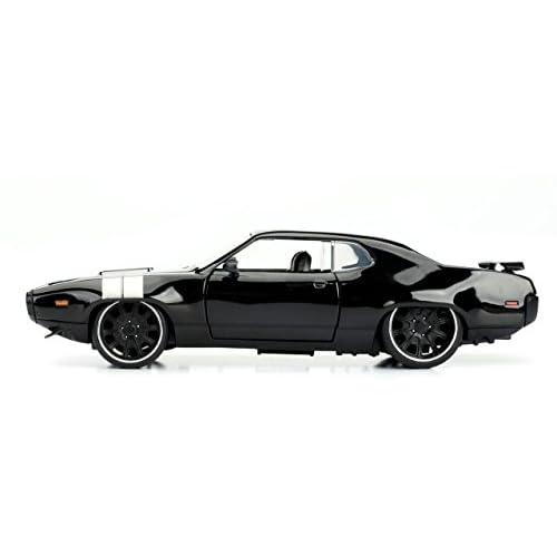 Fast Jada Toys Dom 8 Plymouth Furious Gtx And 98292bk XwZlOPkiTu