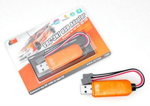 Virtual RC VRC-3NT 2.4GHz USB Transmitter Adapter