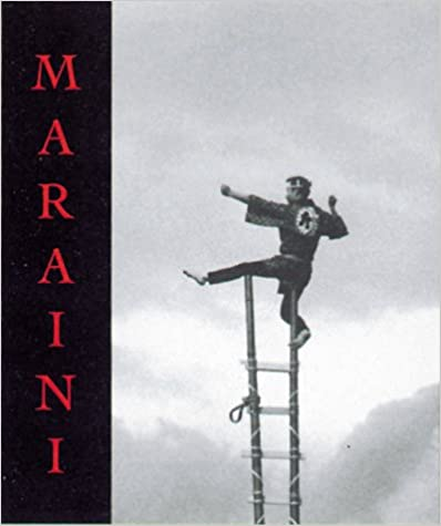Book Maraini: Acts of Photography, Acts of Love