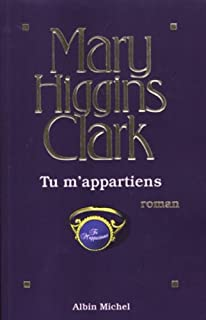 Tu m'appartiens, Clark, Mary Higgins
