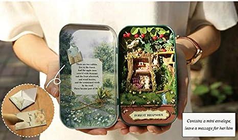 Amazon.com: Lala Dreamam Box Teatro Bosque Rhapsody Casa de ...