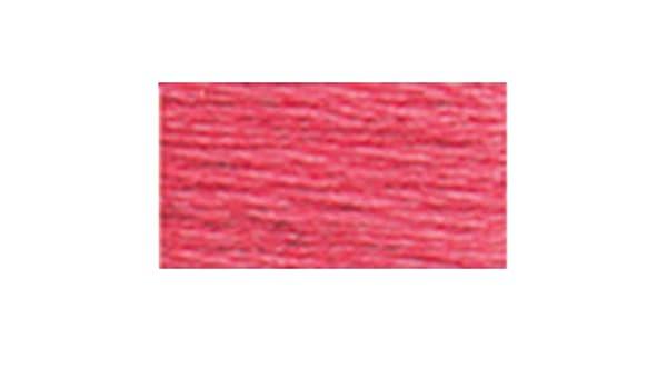 8.7-Yard DMC 117-893 6 Strand Embroidery Cotton Floss Light Carnation