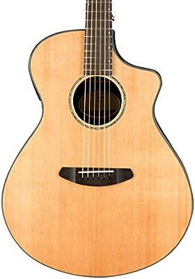 Breedlove solo guitarra electroacústica de concierto: Amazon.es ...